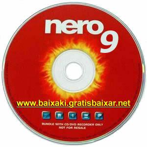 programa nero e o mais usado no brasil para gravar cd e dvd se voce